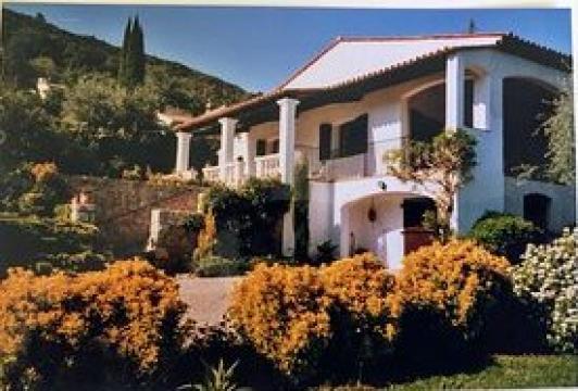 Huis in Montauroux voor  6 •   met privé zwembad