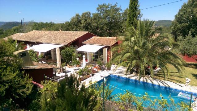 Huis in Vidauban voor  8 •   met privé zwembad