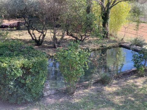 Huis in Villecroze voor  6 •   privé parkeerplek