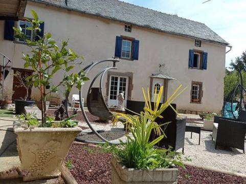 Haus in Montirat für  4 •   Hof