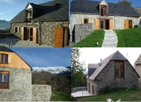 Gite in Saint-pastous for   7 •   animals accepted (dog, pet...)