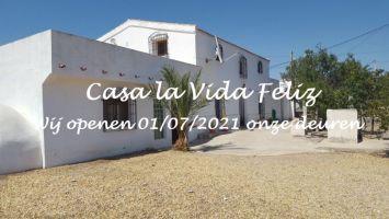 Casa La Vida Feliz - Geniet van de rust in onze b&b in Andalusië Met  ...