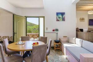 House in Rethymno for   12 •   view on sea