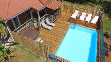 Gite in Aubas for   6 •   with private pool