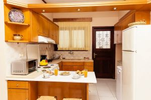 House in Rethymno for   22 •   view on sea
