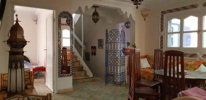 Maison à Mirleft pour  7 •   3 chambres