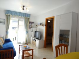 Apartamento en Torrevieja para  5 •   con terraza