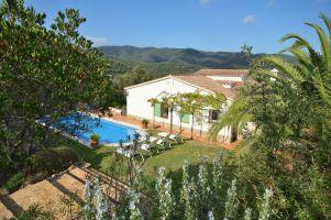 Huis in Santa cristina d'aro voor  8 •   met privé zwembad