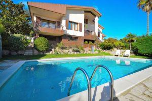 Huis in Calonge voor  8 •   uitzicht op zee
