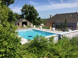 Gite in Chavagnac for   4 •   animals accepted (dog, pet...)