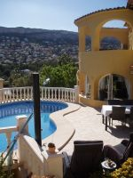 Bed and Breakfast in Calpe for   2 •   with private pool