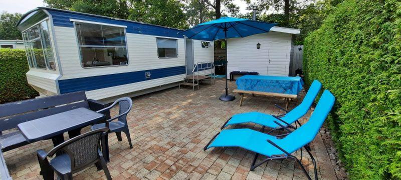 Mobil-home Schoonloo - 4 personnes - location vacances