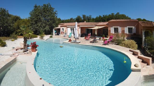 House Besse Sur Issole - 4 people - holiday home