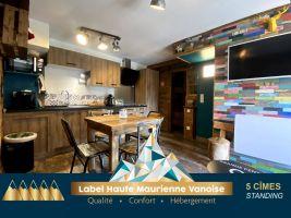 Appartement à Valfrejus - modane pour  6 •   2 chambres