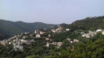 Haus in Rogliano für  5 •   Aussicht aufs Meer