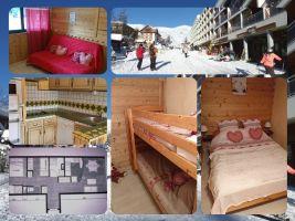 Appartement La Toussuire - 6 personnes - location vacances