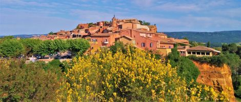 Roussillon -    Haustiere erlaubt (Hund, Katze... )