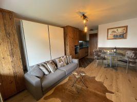 Studio in Crans-montana voor  2 •   1 slaapkamer