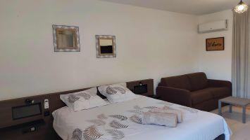 Gite in Saint françois für  4 •   1 Schlafzimmer