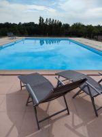Maison à Lias d'armagnac pour  4 •   avec piscine privée