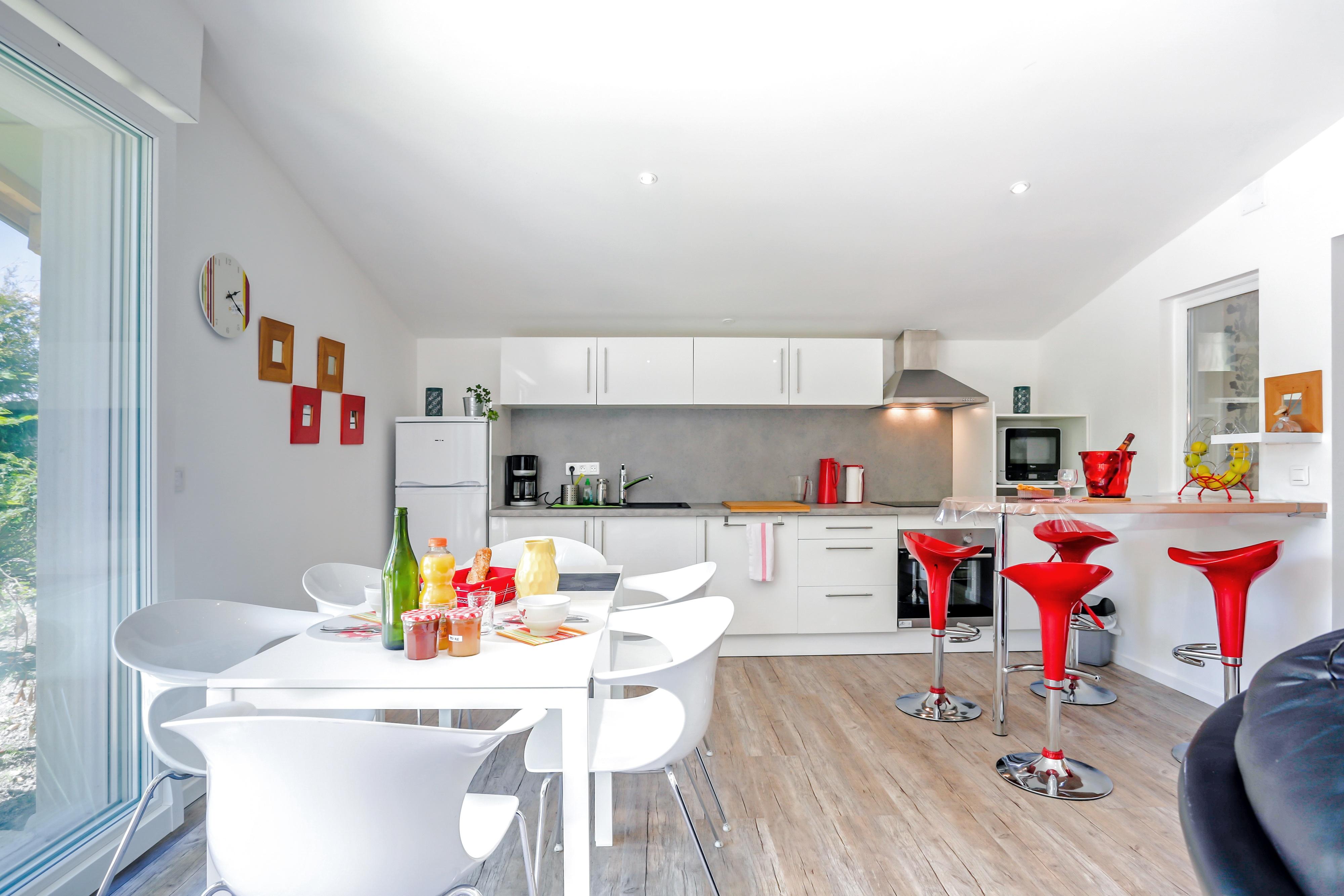 Chambre d'hôtes Flocourt - 4 personnes - location vacances  n°18734