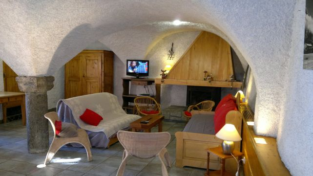 Maison à Serre chevalier à louer pour 16 personnes - location n°18811
