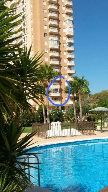 Flat in Benidorm - Vacation, holiday rental ad # 18852 Picture #0