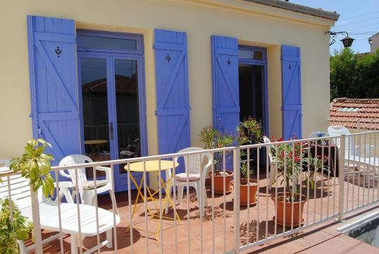 Bed and Breakfast in Toulon - Vacation, holiday rental ad # 18925 Picture #1
