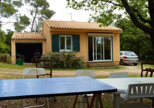 House in La Roquebrussanne - Vacation, holiday rental ad # 18934 Picture #3