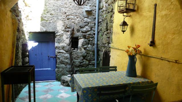 Maison à St andré de majencoules à louer pour 6 personnes - location n°18958
