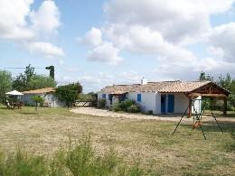 Gite 4 personnes Saint-jean-de-monts - location vacances  n°18699