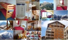 Appartement Orcieres - 8 personnes - location vacances  n°18920