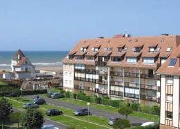 Flat Villers Sur Mer - 4 people - holiday home  #18956