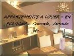 Appartement Cracovie - 15 personnes - location vacances  n°18973