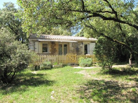 Gite in Galargues - Vacation, holiday rental ad # 19067 Picture #1