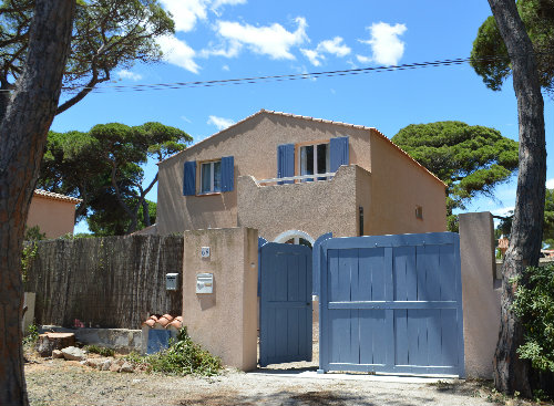 House in La Capte - Hyeres - Vacation, holiday rental ad # 19080 Picture #0