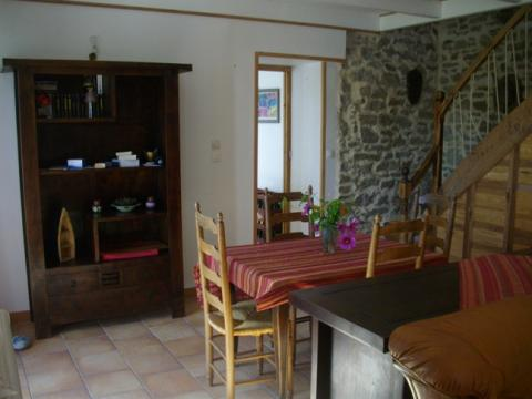 House in Landéda - Vacation, holiday rental ad # 19138 Picture #2