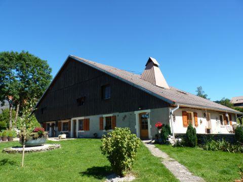 Chalet Hauterive La Fresse - 8 personnes - location vacances  n°19245