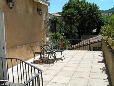 Appartement à Saint-jean-du-gard à louer pour 4 personnes - location n°19255