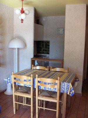 Appartement à Port-fitou à louer pour 5 personnes - location n°19380