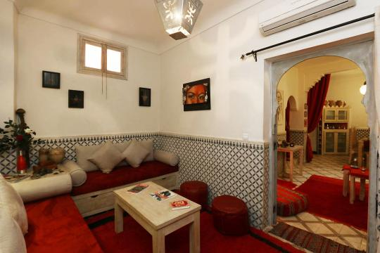 House in Marrakech - Vacation, holiday rental ad # 19384 Picture #1