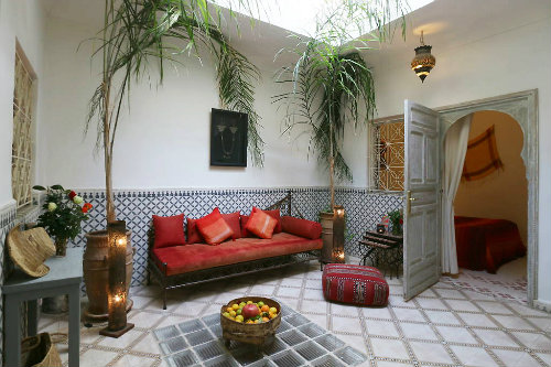 House in Marrakech - Vacation, holiday rental ad # 19384 Picture #5