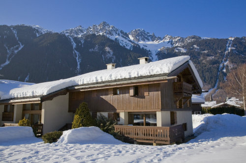 Chalet Praz De Chamonix - 8 people - holiday home  #19495