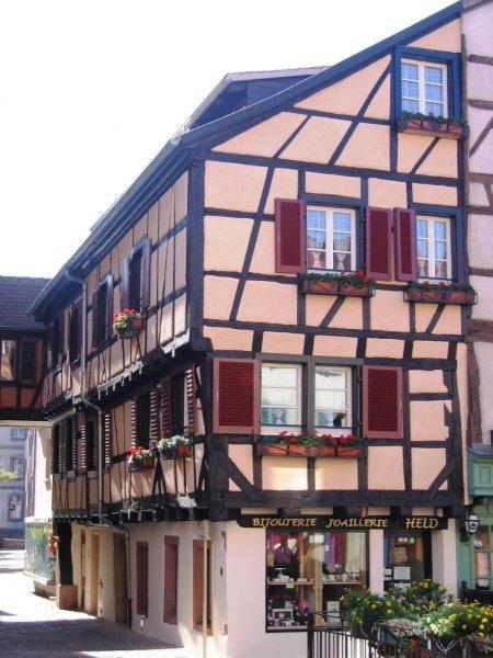 Appartement à Colmar à louer pour 6 personnes - location n°19502
