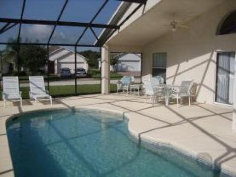 Casa en orlando para alquilar para 8 personas alquiler n for Casas con piscina en sevilla para alquilar
