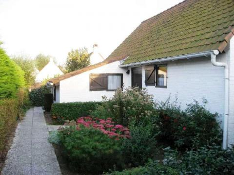 House in La Panne - Vacation, holiday rental ad # 19645 Picture #0