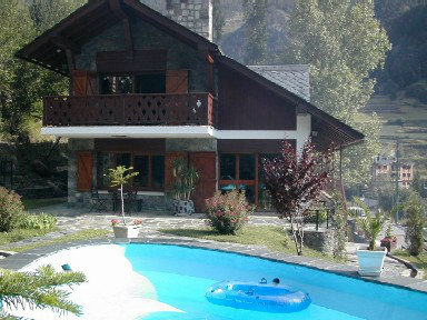Chalet in Arinsal - la massana - Vacation, holiday rental ad # 19777 Picture #0