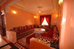 Appartement Marrakech - 7 personnes - location vacances