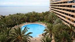 Apartamento en Marazul para  6 •   con terraza
