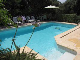 Gite Galargues - 2 personnes - location vacances  n°19099